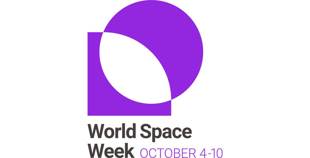 World Spacw Week Logo